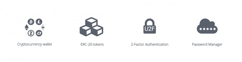 Trezor Cryptocurrency Wallet Functions