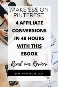 get paid to pin on pinterest in 2020 ebook review