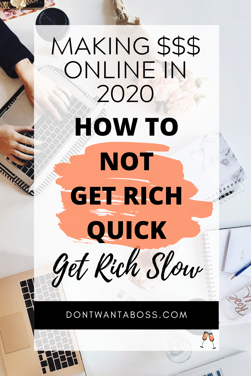 How to NOT Get Rich Quick