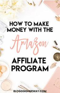 amazon affiliate affluence