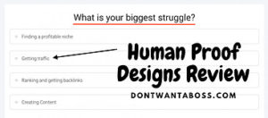 human proof designs review: a legit shortcut to online success