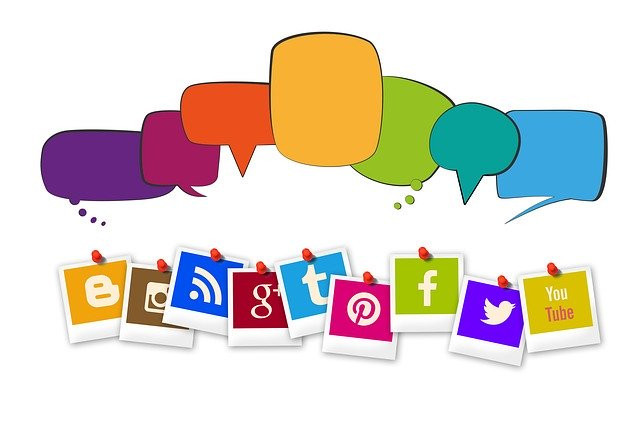 Social Media and SEO - High Quality Social Media Profiles improve SEO