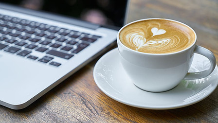 how to build an online business around coffee