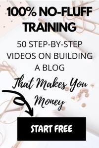 Build a 6-Figure Blog