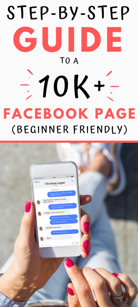 Make a Facebook Page & Grow it to 10k Step-by-Step