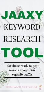 Jaaxy Keyword Research Tool Review - its time to stop torturing yourself with google keyword planner