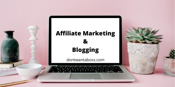 affiliate marketing blogging