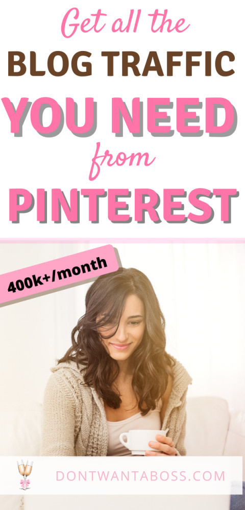 how to drive traffic to pinterest - get all the blog traffic you need from pinterest - pinterest marketing strategies