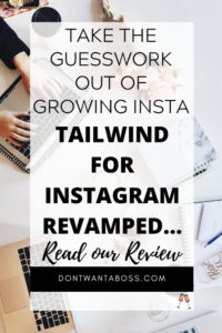 tailwind for instagram - take the guesswork out of growing instagram with tailwind for instagram revamped