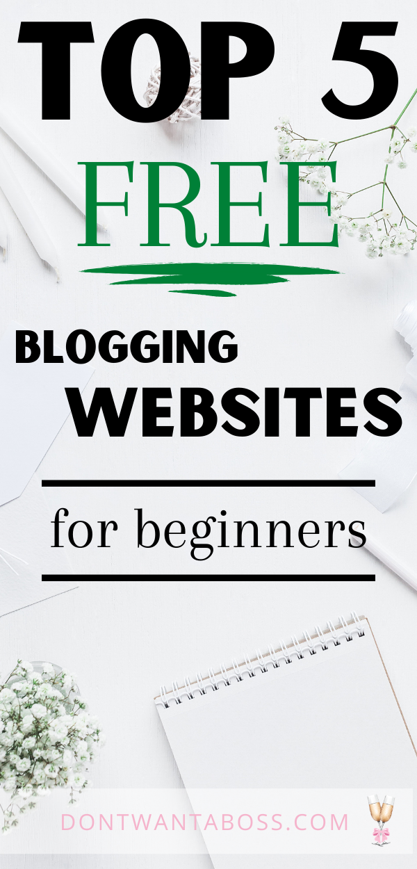 free blogging sites - how to start a blog the right way and avoid my mistakes